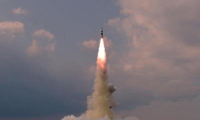 Corea del Norte presenta su nuevo misil lanzado desde submarino
