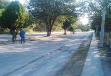 Limpian Bulevar Juárez