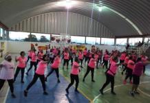 Baila San Buena contra el cáncer