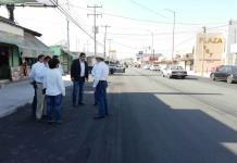 Avanza adecuación de la calle Madero