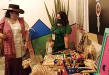 Exhiben artesanías de Coahuila