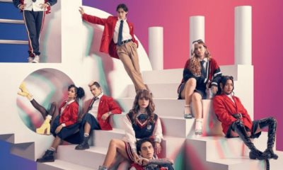 Netflix anuncia remake de Rebelde