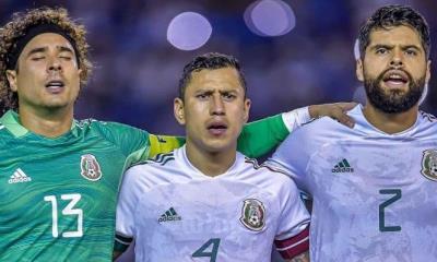 Selección Mexicana se mantiene en el Top 10