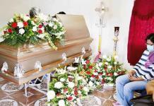 Familia de San Juanita tiene sed de justicia