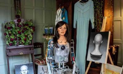 Autoridades egipcias retienen a robot ultra realista por espionaje