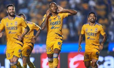 Tigres golea a Pachuca para adueñarse del tercer sitio de la clasificación