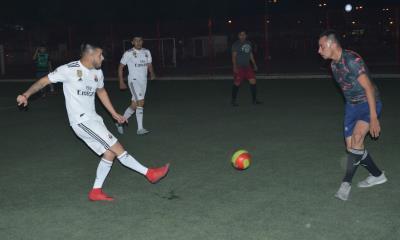 En el futsal 7 ´´Barrios Unidos´´ Peluquería Rodríguez  apabulla con 6-0 al Arsenal