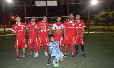 En el futsal 7 ´´Barrios Unidos´´ el Edén vence al Atlético  San T. en duelo de novatos