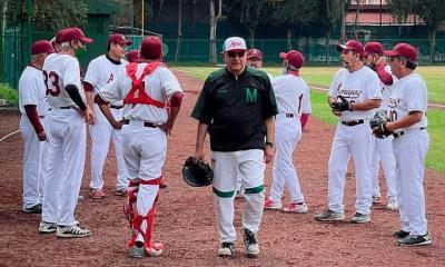 AMLO, a la lista de lesionados: Se lesiona por jugar baseball