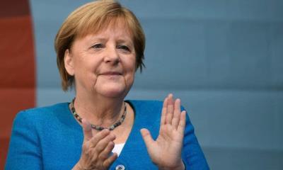 Consejo Europeo despide a Merkel en su última reunión como canciller alemana