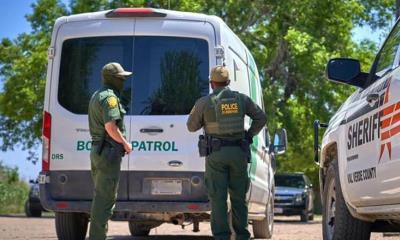 Al norte de Eagle Pass roban pickup  de rancho
