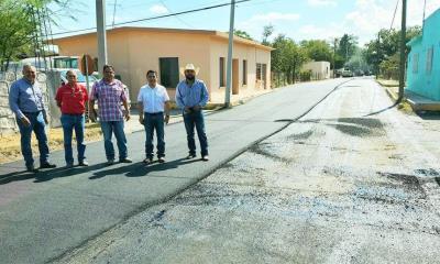 En Morelos Histórico recarpeteo