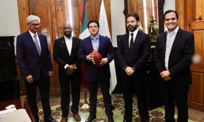 Samuel García busca traer a la NFL en Monterrey