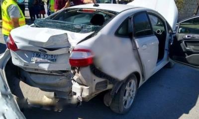 APARATOSO  ACCIDENTE EN MORELOS