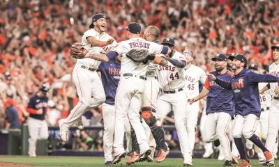 Astros a la Serie Mundial