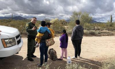 EU refuerza seguridad en frontera con Coahuila para evitar paso de migrantes