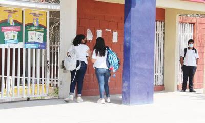 Monitorea Salud a 3 grupos de secundaria