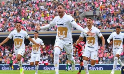 Pumas hila tercer triunfo consecutivo venciendo a Tijuana